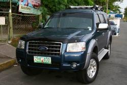 rangerTDCi 2007 Ford Everest