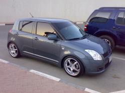 mokhlumi 2007 Suzuki Swift