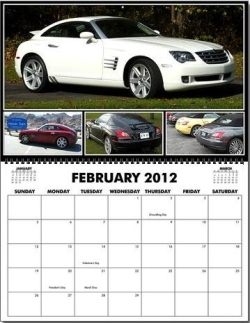 MI1XFIREs 2005 Chrysler Crossfire