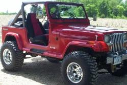 yklay 1989 Jeep YJ
