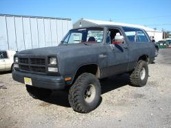 chiefjudge 1991 Dodge Ramcharger