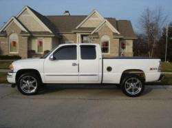mywhitegmcs 2003 GMC C/K Pick-Up