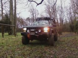 Bear_Claws 1994 Jeep Cherokee