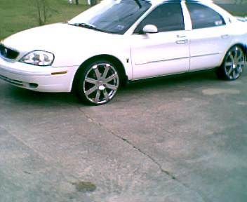 87328732's 2003 Mercury Sable