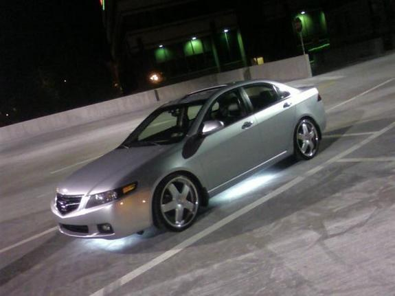 Khaotic-TSX 2004 Acura TSX Specs, Photos, Modification Info