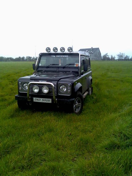 2006 Land Rover Defender 90