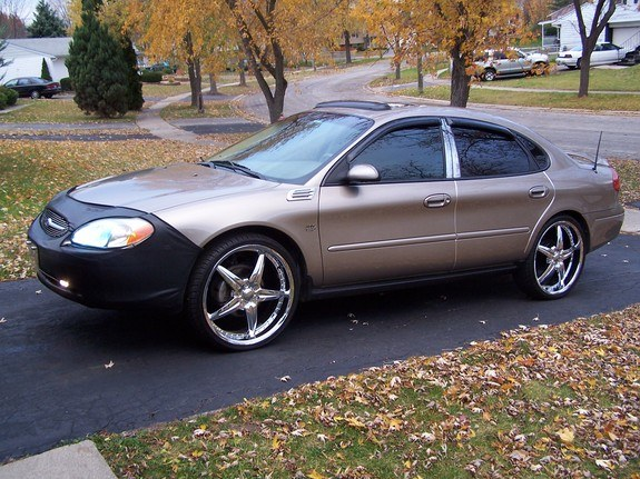 Another chi_tori 2003 Ford Taurus post... - 9913629