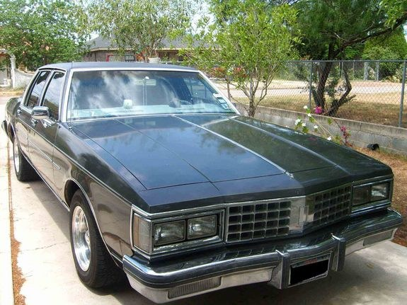Another nothingbutolds 1985 Oldsmobile Delta 88 post... - 9916896