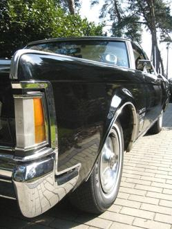 Daddycooldrivers 1969 Lincoln Mark III