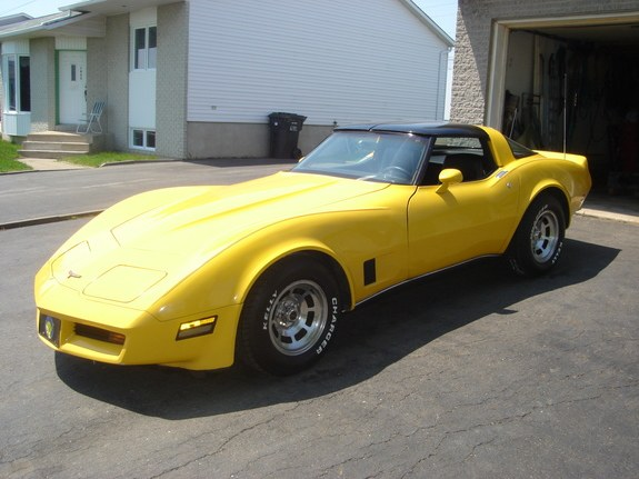 patyj 1981 Chevrolet Corvette Specs Photos Modification Info at