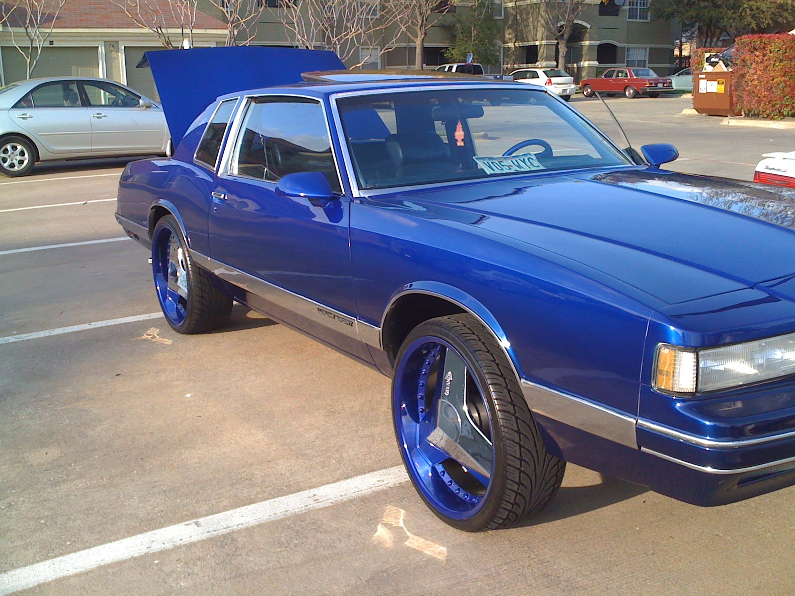 Another twt75224 1987 Chevrolet Monte Carlo post... - 9924811