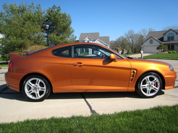 normsshark06 39 s 2006 hyundai tiburon in wadsworth oh. Black Bedroom Furniture Sets. Home Design Ideas