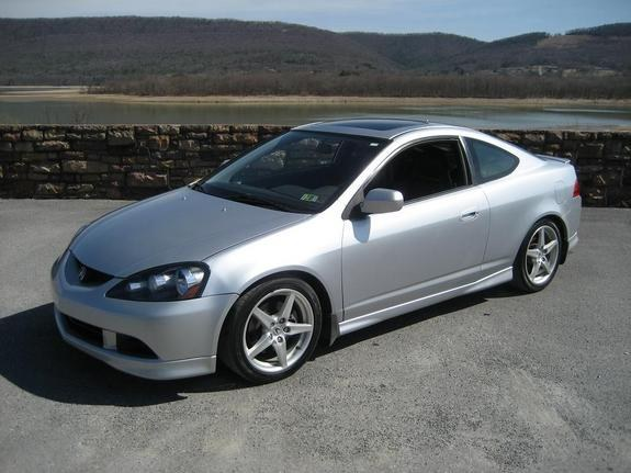 ruracers 39 s 2005 acura rsx in bellefonte pa. Black Bedroom Furniture Sets. Home Design Ideas