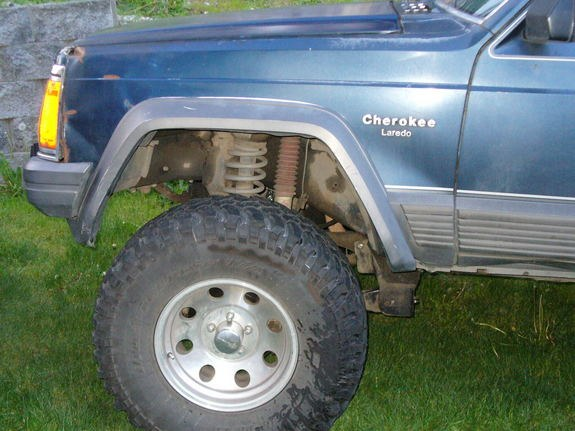 SuperSlantSix's 1997 Jeep Cherokee