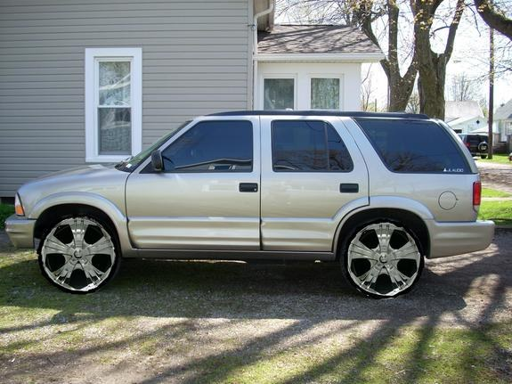 hiltonb 2000 oldsmobile bravada specs photos modification info at cardomain cardomain