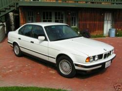 Draggertails 1993 BMW 5 Series