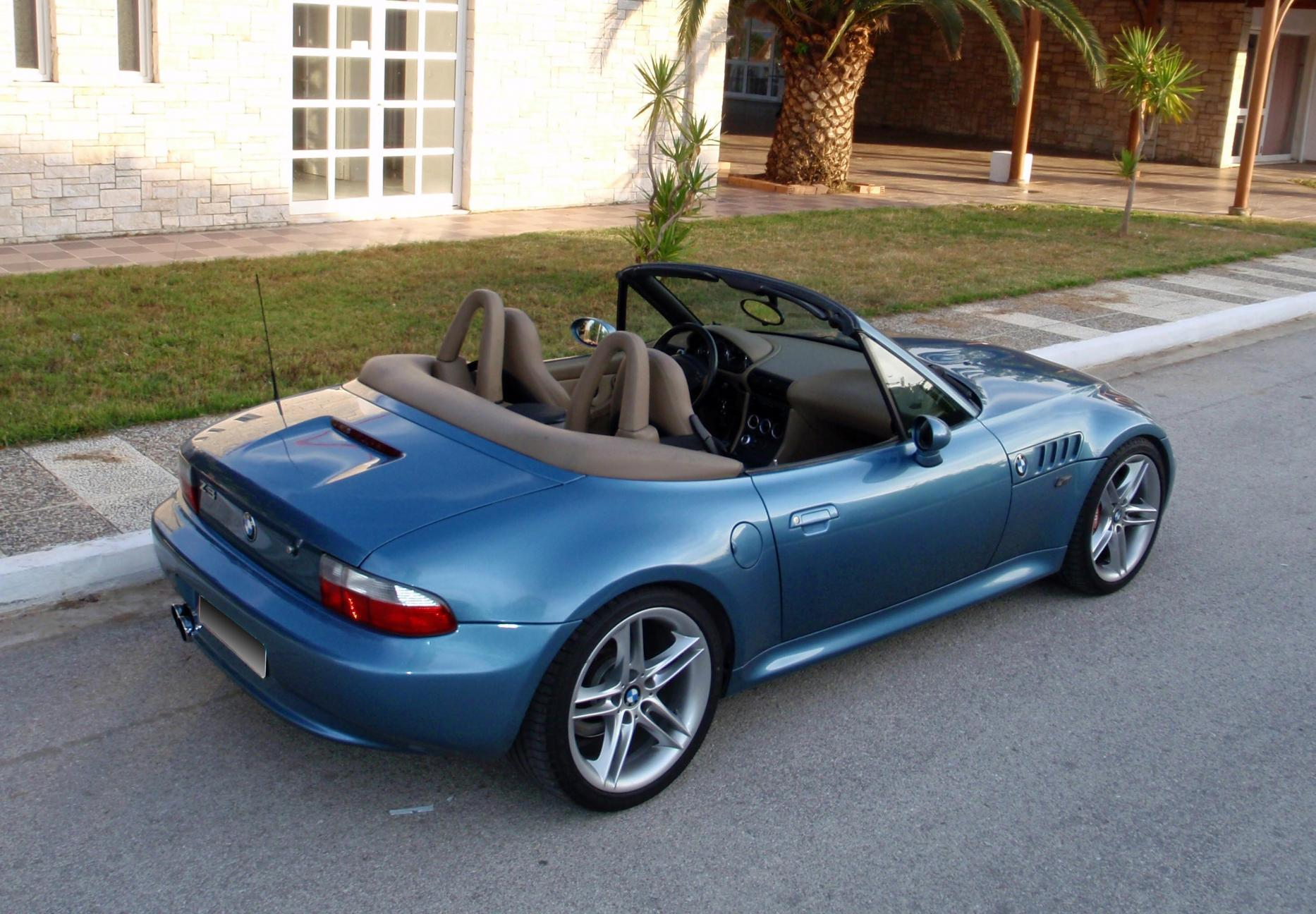 Vanvic S 1999 Bmw Z3 In Athens