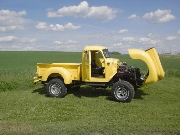 Another Turbo_Rampage 1947 International Scout post... - 9158129