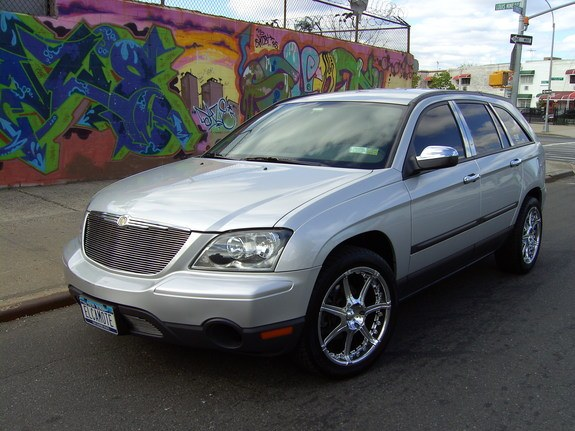Another ElCamote 2005 Chrysler Pacifica post... - 9952853