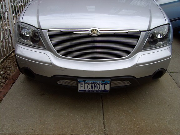 Another ElCamote 2005 Chrysler Pacifica post... - 9952857