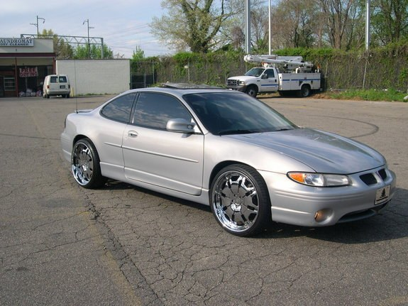 lowenharte 2003 pontiac grand prix specs photos. Black Bedroom Furniture Sets. Home Design Ideas