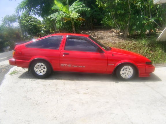 1986 Toyota Corolla Gts Twin Cam For Sale Autos Post