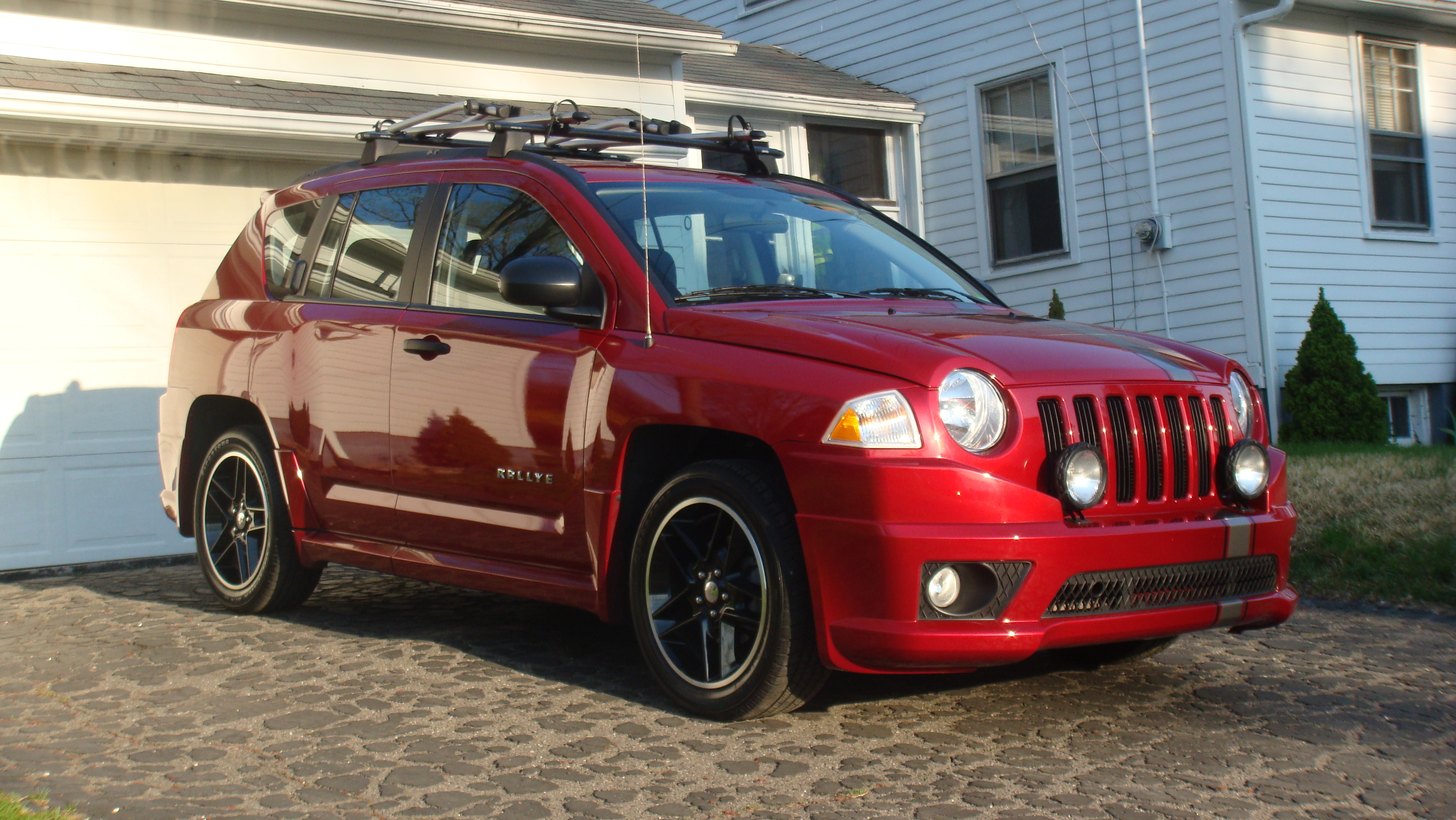 Miller777 2007 Jeep Compass Specs Photos Modification
