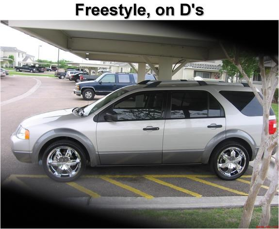 Xpmt330 2006 Ford Freestyle Specs Photos Modification Info At Cardomain
