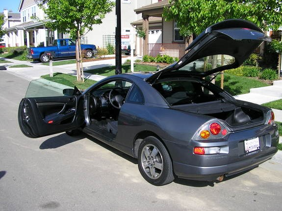 Another bmwwest 2003 Mitsubishi Eclipse post... - 10339463