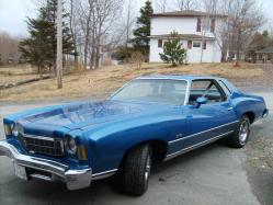 Jacks-Mean-Montes 1975 Chevrolet Monte Carlo