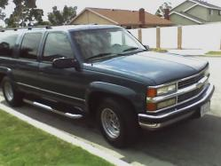 2001 Chevrolet C/K Pick-Up