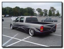 slamedlows 2003 GMC C/K Pick-Up