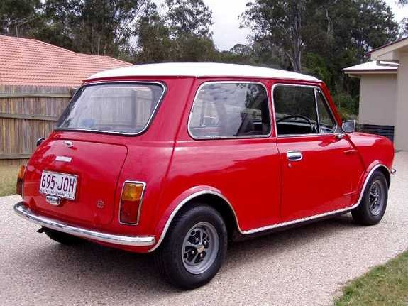 Another ZAC07 1974 MINI Clubman post... - 9928302