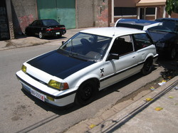 auxr87s 1986 Honda Civic