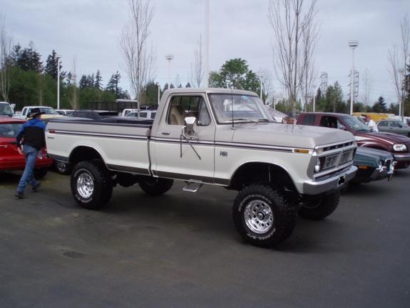 1976 ford f250 highboy for sale autos post. Black Bedroom Furniture Sets. Home Design Ideas