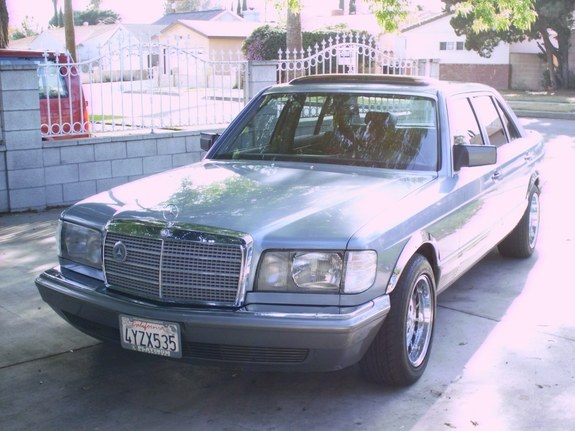 Xent toros 1985 mercedes benz 500sel specs photos for 1985 mercedes benz 500sel