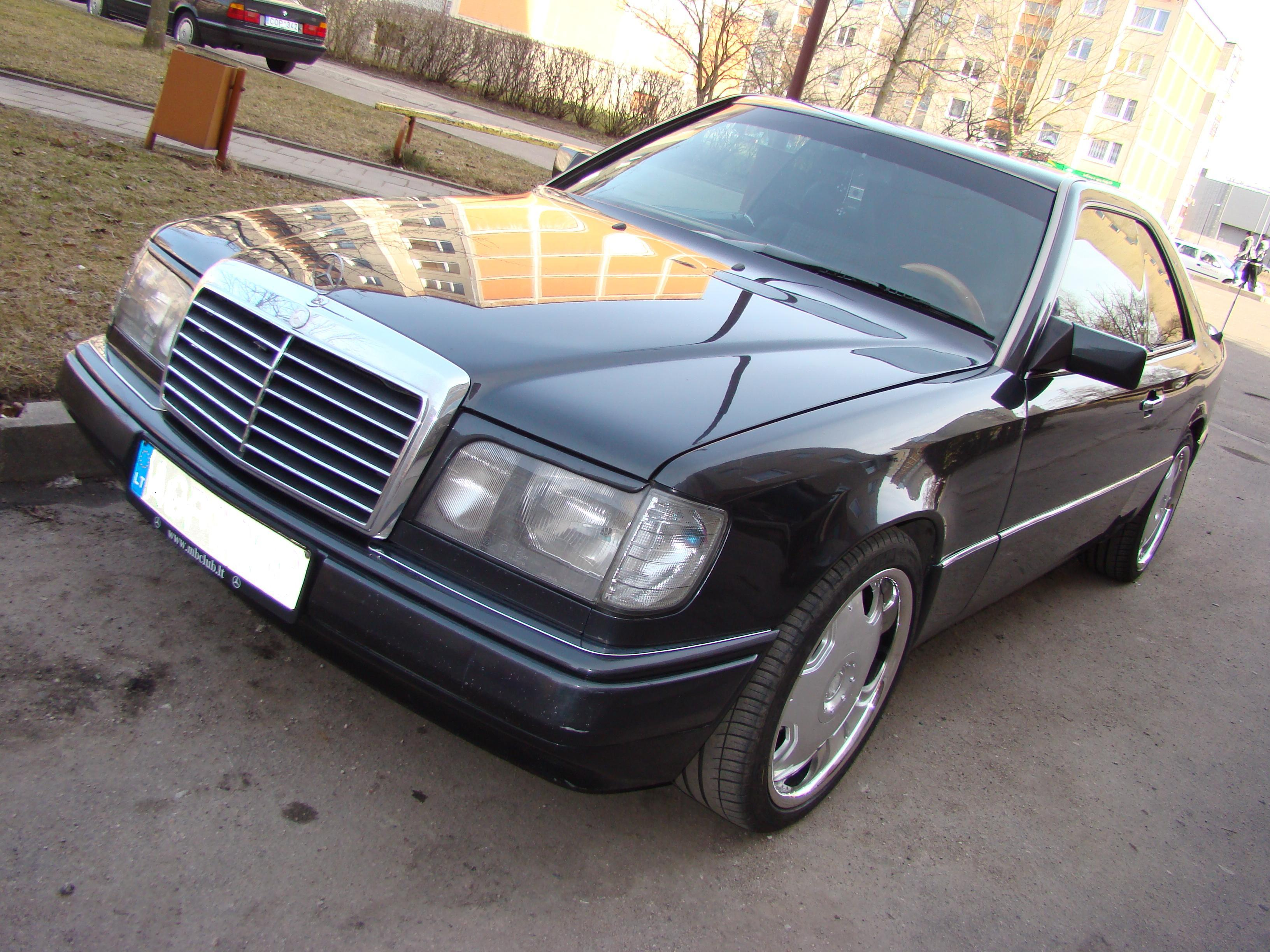 Konfucij 1991 mercedes benz e class specs photos for 1991 mercedes benz