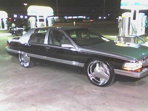 YuNg-LaN 1996 Buick Roadmaster Specs, Photos, Modification ...