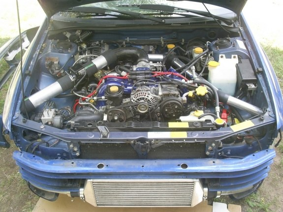 Another fishback 1998 Subaru Impreza post... - 9931683