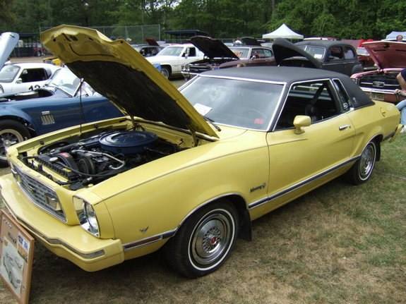 pfoster389 1975 ford mustang ii specs photos. Black Bedroom Furniture Sets. Home Design Ideas