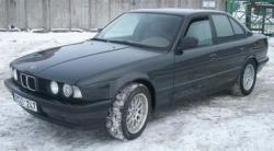 SunTouchers 1991 BMW 5 Series