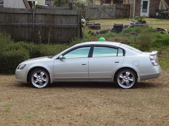nissan altima 2005 with rims. carcrazy_in_bama 2005 nissan altima 26368260001_large with rims