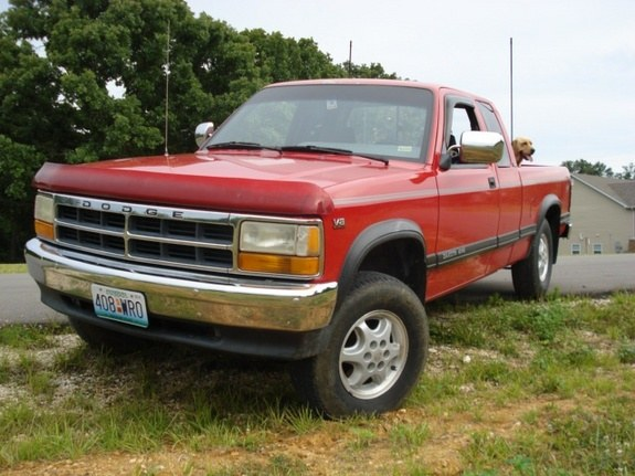 red94koda 1994 Dodge Dakota Regular Cab & Chassis