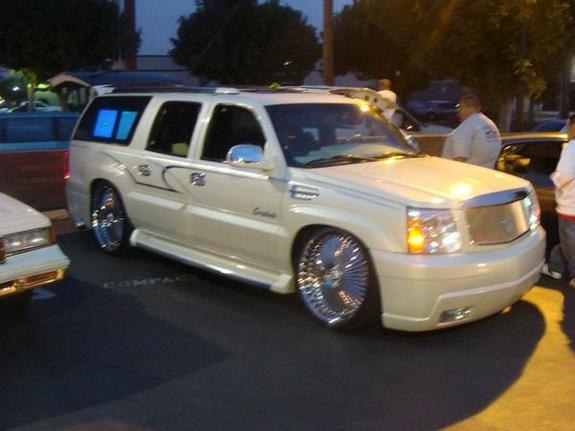 Another CHILUDOS2003 2003 Cadillac Escalade post... - 9937220