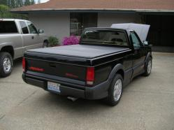 the_syclone 1991 GMC Syclone