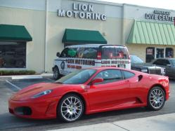 LIONMOTORINGcoms 2007 Ferrari F430