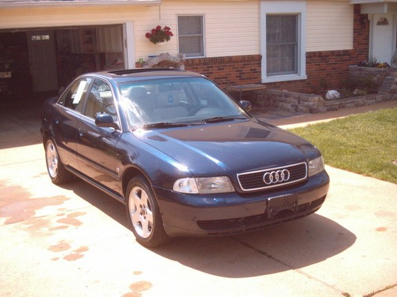Another TheClassicSclass 1996 Audi A4 post... - 9948946