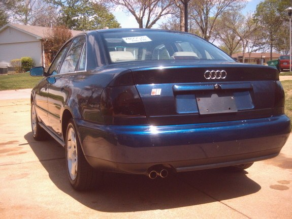 Another TheClassicSclass 1996 Audi A4 post... - 9948947