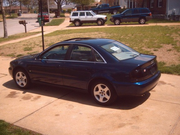 Another TheClassicSclass 1996 Audi A4 post... - 9948948