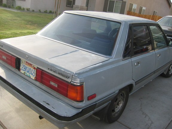 Another 2Skoop 1984 Toyota Camry post... - 9939355